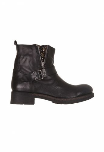 Amust Houston Boot Black - Sko/støvler - MaMilla