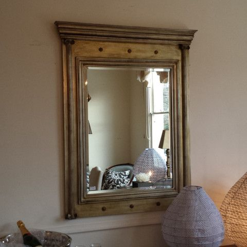 French Style Mirror  #mirror #furniture #homedecor #interiordecorating #custommade #french