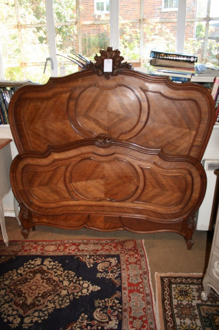 FRENCH SMALL DOUBLE BED