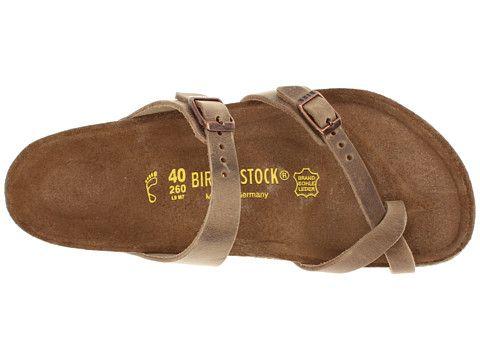 Birkenstock sandals -