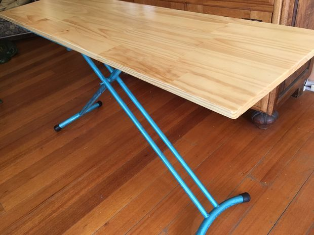 Portable Height Adjustable Table Or Standing Desk Table De