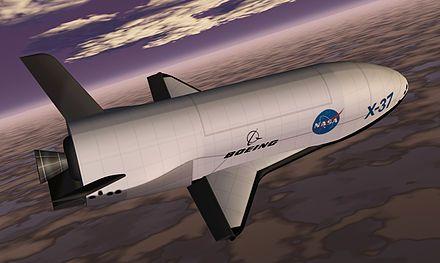 Boeing X-37 - Wikipedia, the free encyclopedia