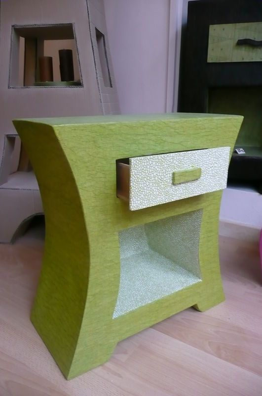 1000 images about cardboard paper mache furniture on - Meuble en papier mache ...
