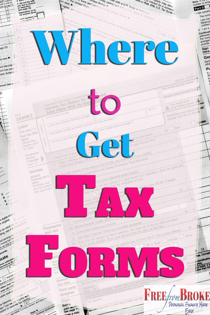 Best 25 irs forms ideas on pinterest tax exempt form irs form where can i get irs tax forms and options to file free magicingreecefo Choice Image