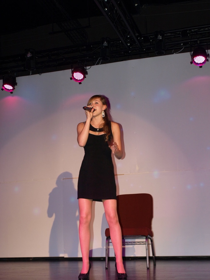 "Performing at Orange County ""The Vault"""