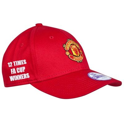 Manchester United Manchester United FA Cup Winners New Era Basic 9FORT: Manchester United New… #ManUtdShop #MUFCShop #ManchesterUnitedShop