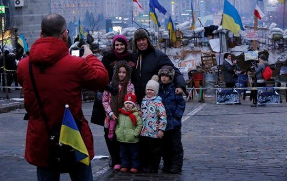 Удивительное ободрение как христиане с свидетельствовали о Христе людям на Майдане