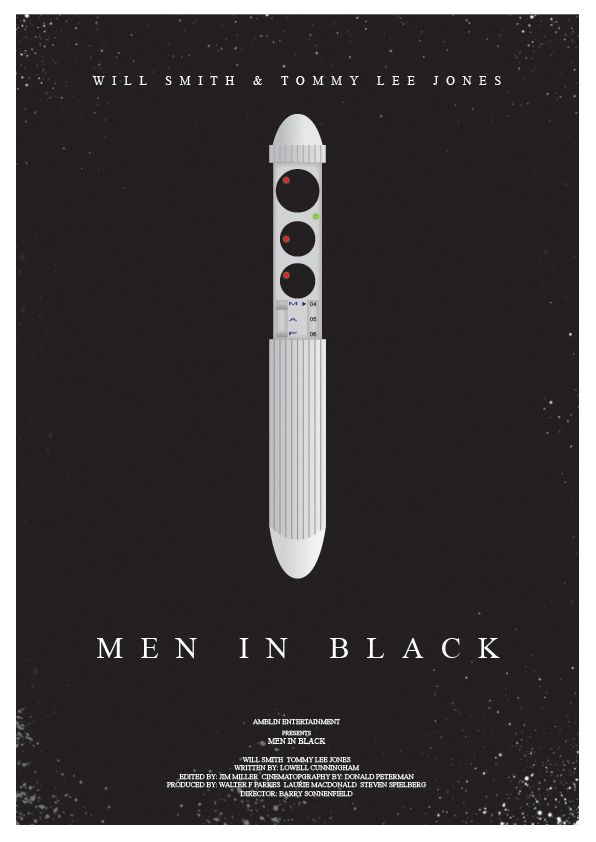 Men in Black [Barry Sonnenfeld, 1997] «Will Smith Selected Filmography Author: Nick Sexton»