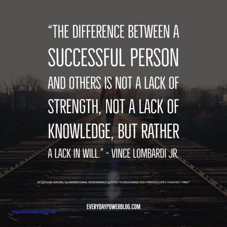 Quotes About Persistence: Inspirational Quotes To Persevere