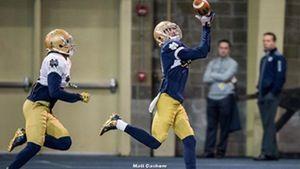 ND A-to-Z: Corey Robinson - Notre Dame - Scout