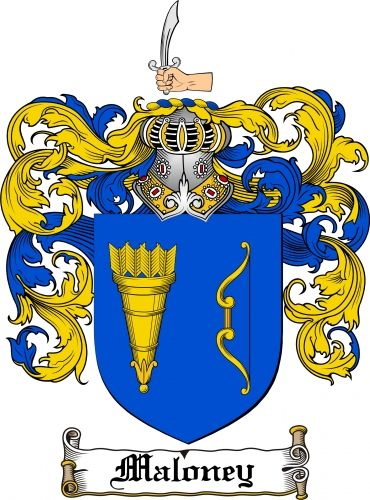 7 best maloney coat of arms maloney family crest images on 799 maloney coat of arms maloney family crest instant download altavistaventures Gallery