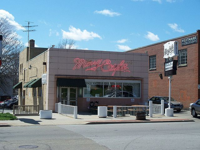 Restaurants Near Cuyahoga Falls High School