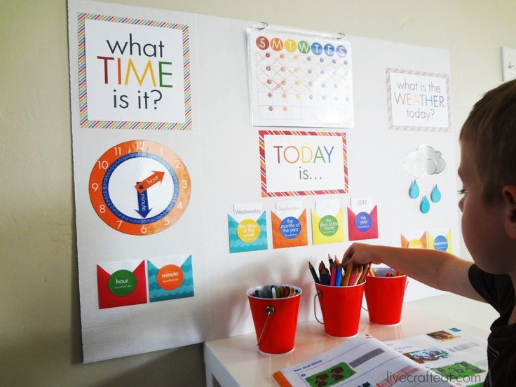 bambini stazione di compiti a casa - 3