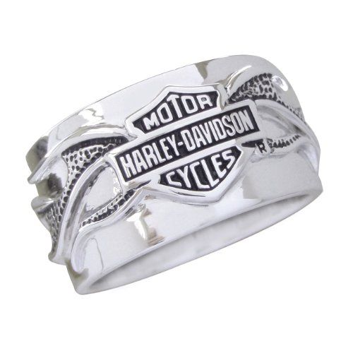 Cheap Harley Davidson Wedding Rings 4