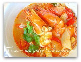 Tom Yum Noodle Soup #soup #thai | FOOD FOOD FOOD | Pinterest