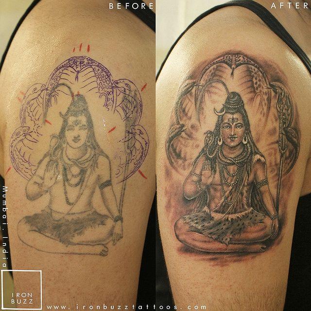 Best Lord Shiva Mahadev Tattoos Done At Iron Buzz: The 25+ Best Kali Tattoo Ideas On Pinterest