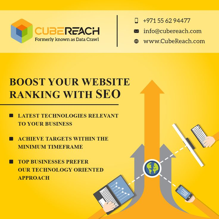 Boost Your Website Ranking With #SEO