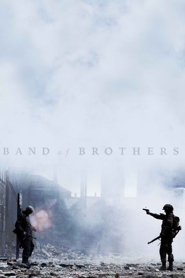 Band of Brothers - talbert, the boy from kokomo.