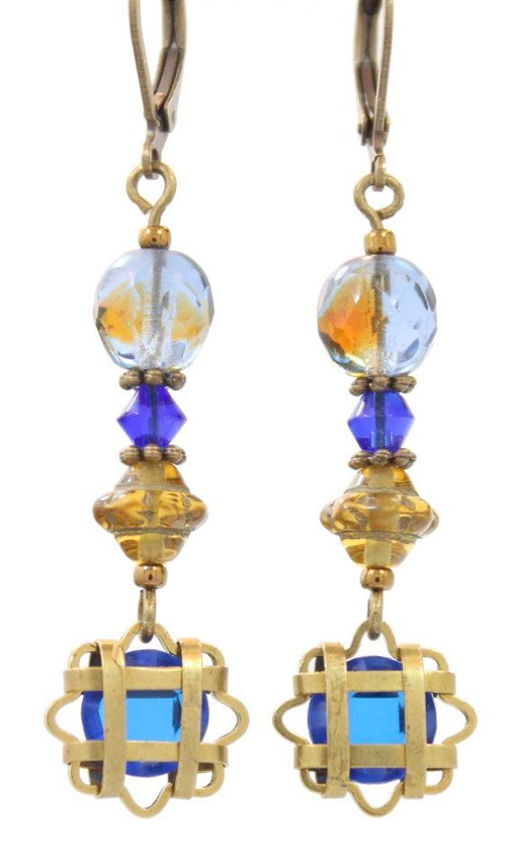 Cool Antique Earrings Ebay Uk Repin