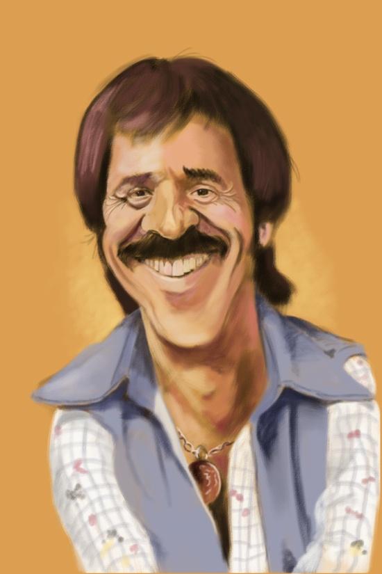 Sonny Bono by Jason Seiler