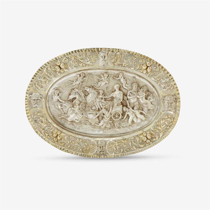 SILVER, OBJETS DE VERTU & RUSSIAN WORKS OF ART - SALE 1554 - LOT 32 - FREEMAN'S