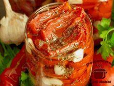 Вяленые помидоры. Рецепт. Фото