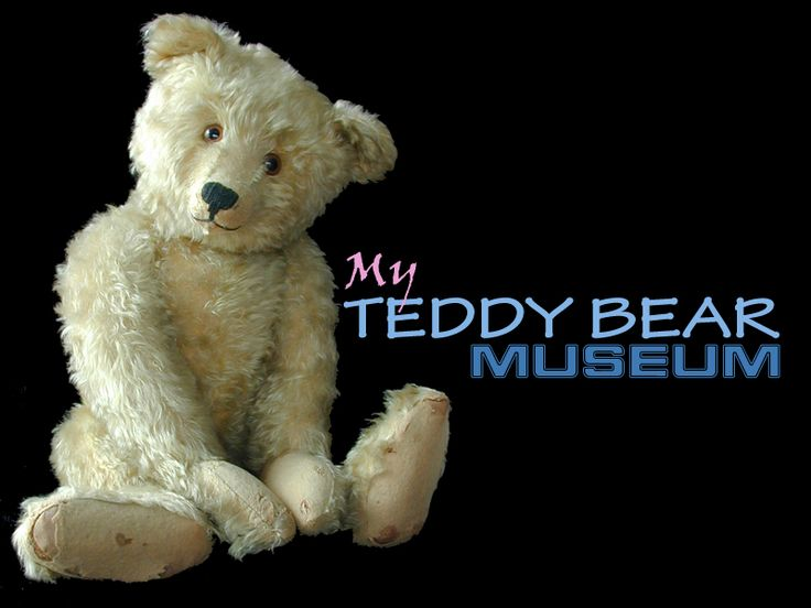 My Teddy Bear Museum - A Virtual Museum of Beautiful Vintage and Collectible Bears by Daniel Chia, via myteddybearmuseum.com