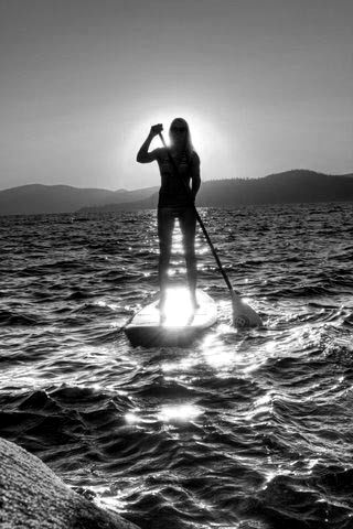 ✔ SUP into the Sunset ~ Bachelorette Bucket List. #bachelorette #idea