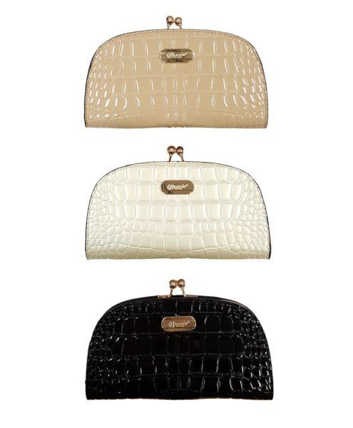 $39.99 - Brangio Italian Premium Leather Clutch