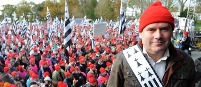 """Présidentielle 2017 : Christian Troadec, porte-parole des Bonnets rouges, se dit """"tenté"""""""