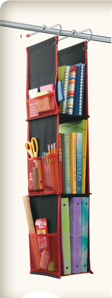Organize-It- Great website with inexpensive organizational products dorm ideas DIY dorm ideas #diy