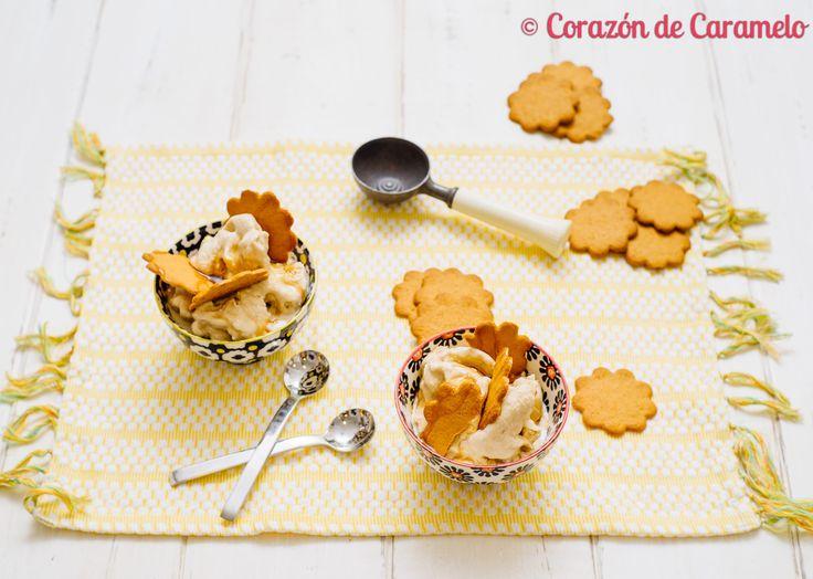 https://flic.kr/p/wcMqDf | Helado de Te Chai | Blog Corazón de Caramelo www.corazondecaramelo.es