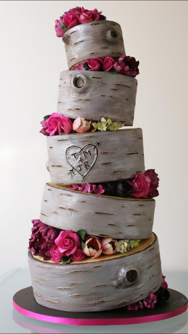 Mad hatter wedding cake idea