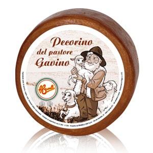 Pecorino del pastore Gavino: ruvido fuori, dolce dentro. http://www.brunelli.it/linea-caciottoni