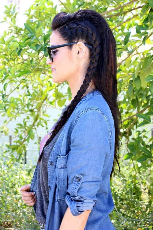 45 Sexiest Faux Hawk Hairstyle and Haircut for  - 20 #ShortHairstyles