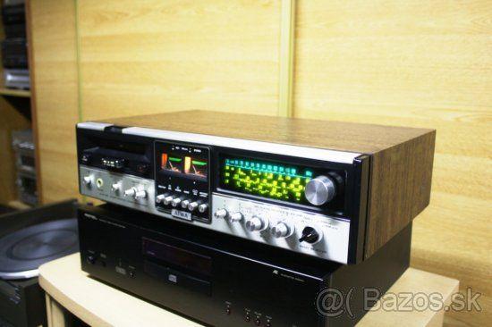 cdcc18510 predám VINTAGE AIWA IC FET Stereo Receiver AIWA TPR-3010 - 1 ...