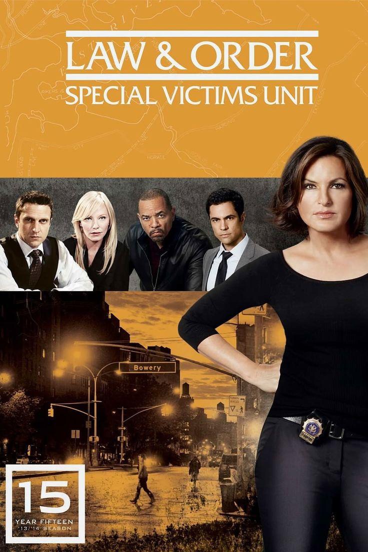 Ley Y Orden Unidad De Victimas Especiales 15 Law And Order Special Victims Unit Law And Order Special Victims Unit