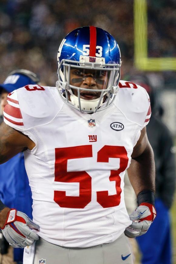 New York Giants Orleans Darkwa Jerseys Wholesale