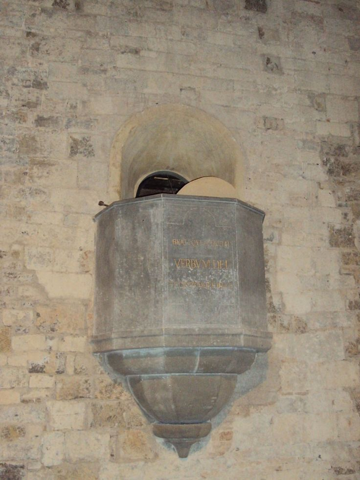 Pulpito della Pieve di San Pancrazio