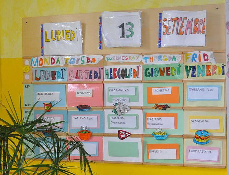 Oltre 25 fantastiche idee su organizzazione zaino su for Idee per decorare un aula di scuola