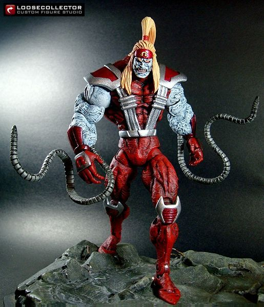Omega Red (Marvel Legends) Custom Action Figure