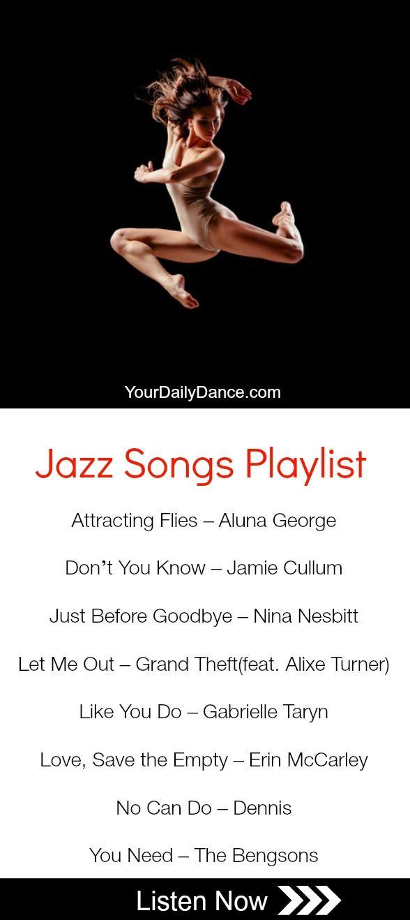 Jazz Songs Playlist
