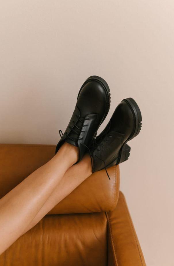 Wiazane Botki Na Jesien Shoes Dance Shoes Tap Shoes