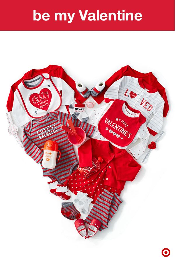 202 best target baby images by target on pinterest whats red white and pink all over babys first valentines day of course negle Image collections