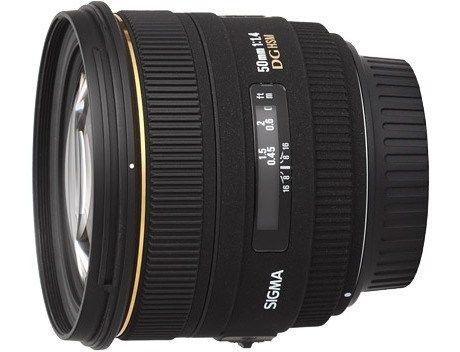 sigma ex 50mm f1.4 julian marinov - Equipo de fotografía y vídeo que uso