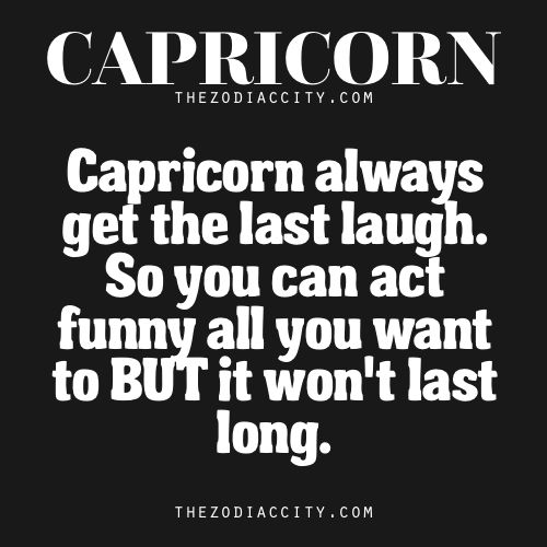Zodiac Capricorn Facts | See much more at TheZodiacCity.com