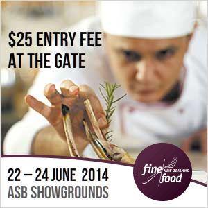 Fine Food New Zealand 2014