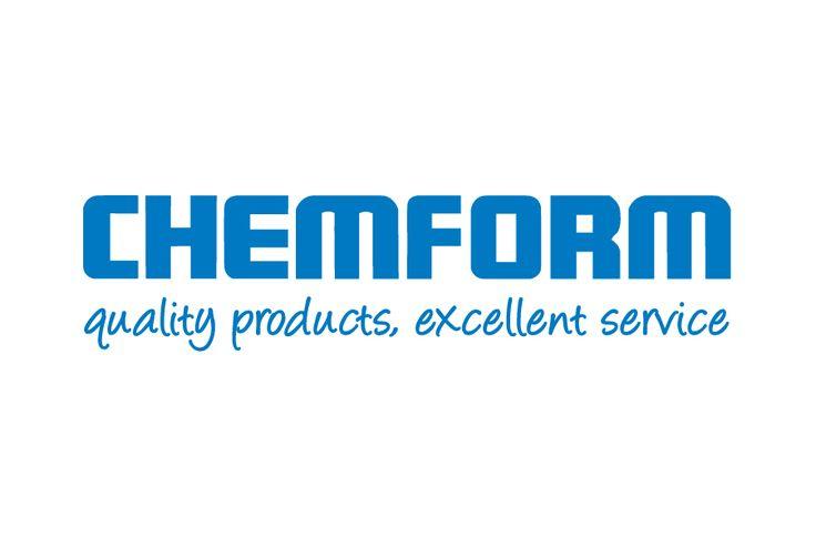 Chemform - Logo Design -  logo design perth | graphic design perth www.cvwcreative.com.au - 08 9219 1300