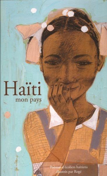 (Illustration : Couverture Haïti mon pays)