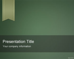 FreeGreen e-Learning PowerPoint Template is a learning PowerPoint PPT template with a clean and green background style that you can download to make awesome learning PPT presentations